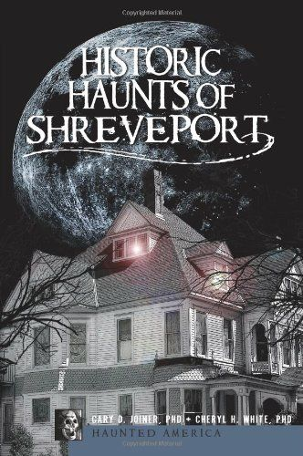 Historic Haunts of Shreveport (Haunted America):   What makes Shreveport's Oakland Cemetery so spooky might be the mass burial of 715 victims of the 1873 yellow fever epidemic. Another bone-chilling locale is the city's historic Municipal Auditorium, which according to local legends may have briefly served as a morgue under the watch of Dr. Willis P. Butler, perhaps the longest-serving Caddo Parish medical examiner and coroner. Years after his passing, Butler is still seen dutifully wo...