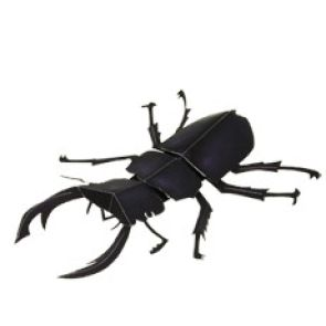 Stag Beetle Paper craft: Crafts Ideas, Beetles Insects, Craftcanon Creative, Paper Craftcanon, Creative Parks, Beetles Paper, Insects Inspiration, Crafty Kids, Beetles Juice