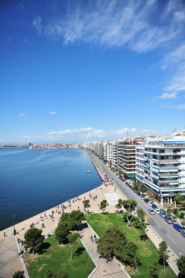 This is my Greece | Thessaloniki seafront