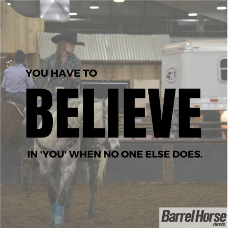 Top 10 Quotes from February's issue of Barrel Horse News #BarrelHorseNews