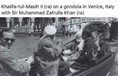 Hazrat Khalifatul Masih sani Mirza Bashiruddin Mahmood Ahmad rz