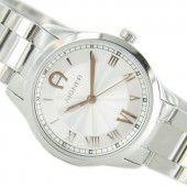 Aigner Damen Uhr Armbanduhr Modica silber A32653
