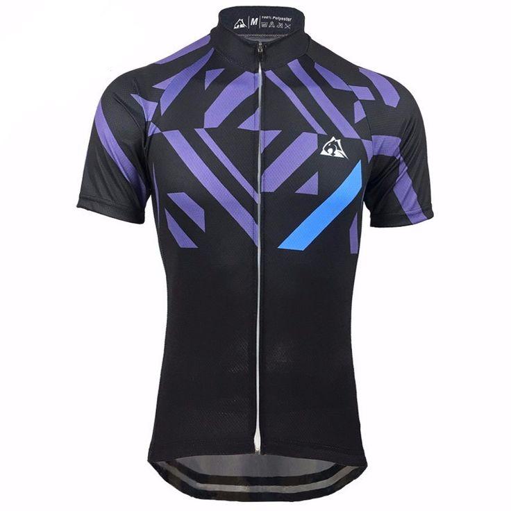 Diagonal Line Pro Cycling Jersey