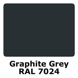 Polyester Gel Coat RAL 7024 Graphite Grey (ext house color)