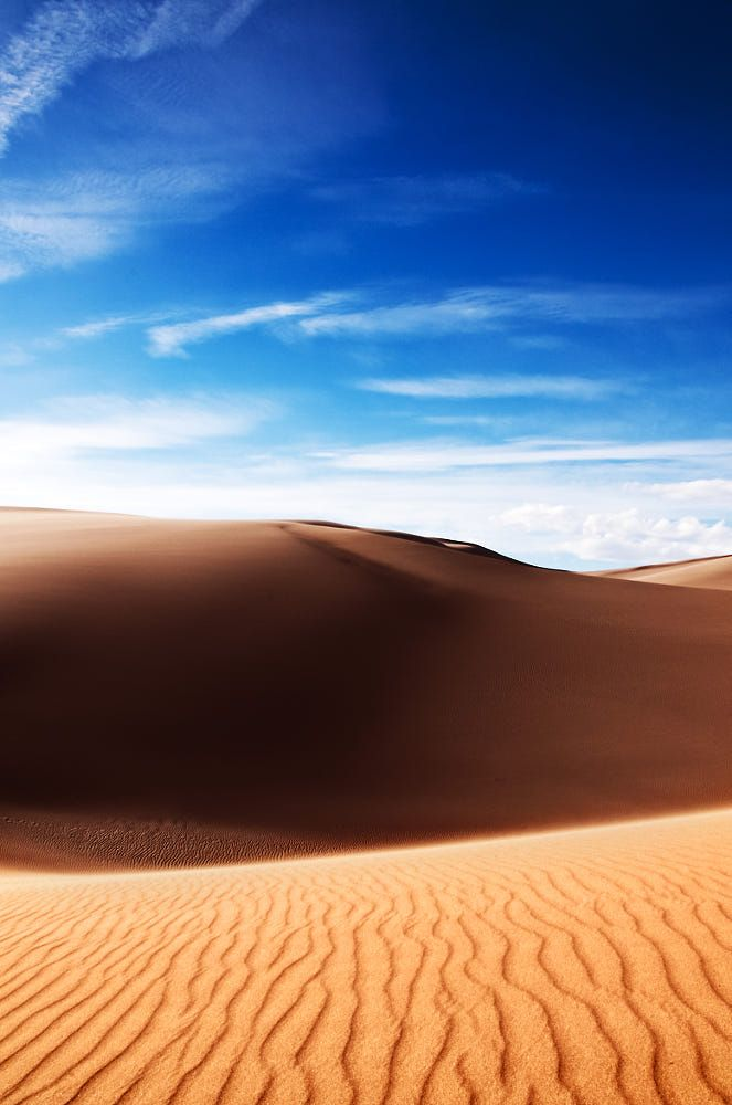 Sand Dunes, CO by Omar Perea on 500px