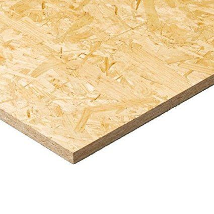 OSB OSB3 Conditioned Structural Board 2440 x 1220 x 18mm MINIMUM QUANTITY 3 SHEETS