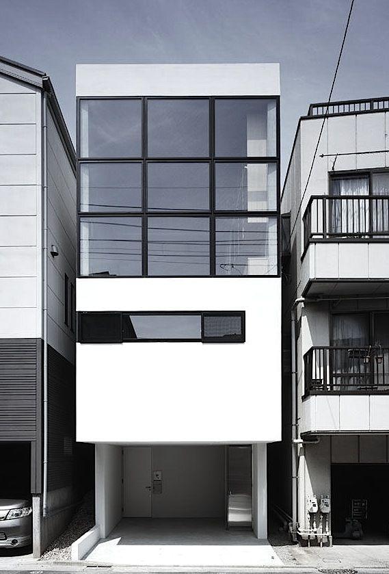 House Tokyo Apollo Architects & Associates