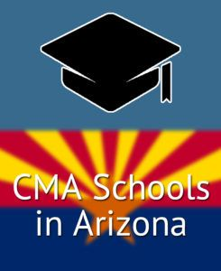 Compare Accredited Certified Medical Assistant Schools in Arizona, AZ #medical #healthcare #education #schools #degree #college