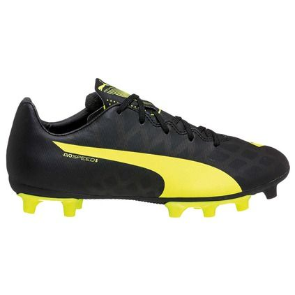 Puma evoSPEED 5.4 FG Junior Football Boots
