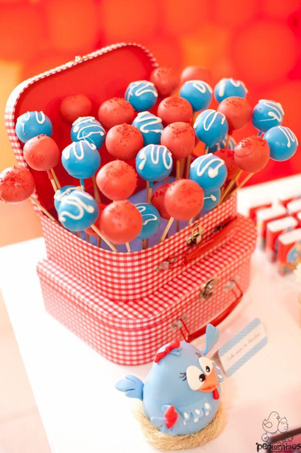 Festa Galinha Pintadinha Birthday Party via Kara's Party Ideas   Kara'sPartyIdeas.com #festa #galinha #pintadinha #birthday #party #ideas #supplies