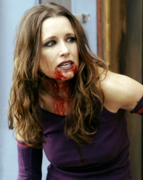 Shawnee Smith as Amanda Young from SAW III
