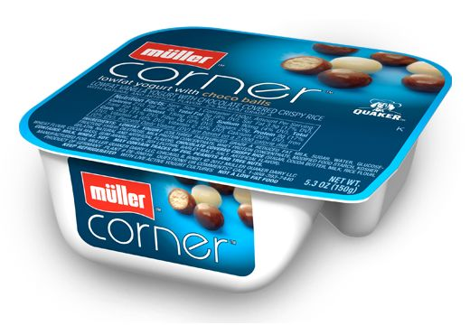Review of NEW Müller Yogurt by Quaker! No Preservatives or Artificial Sweeteners!