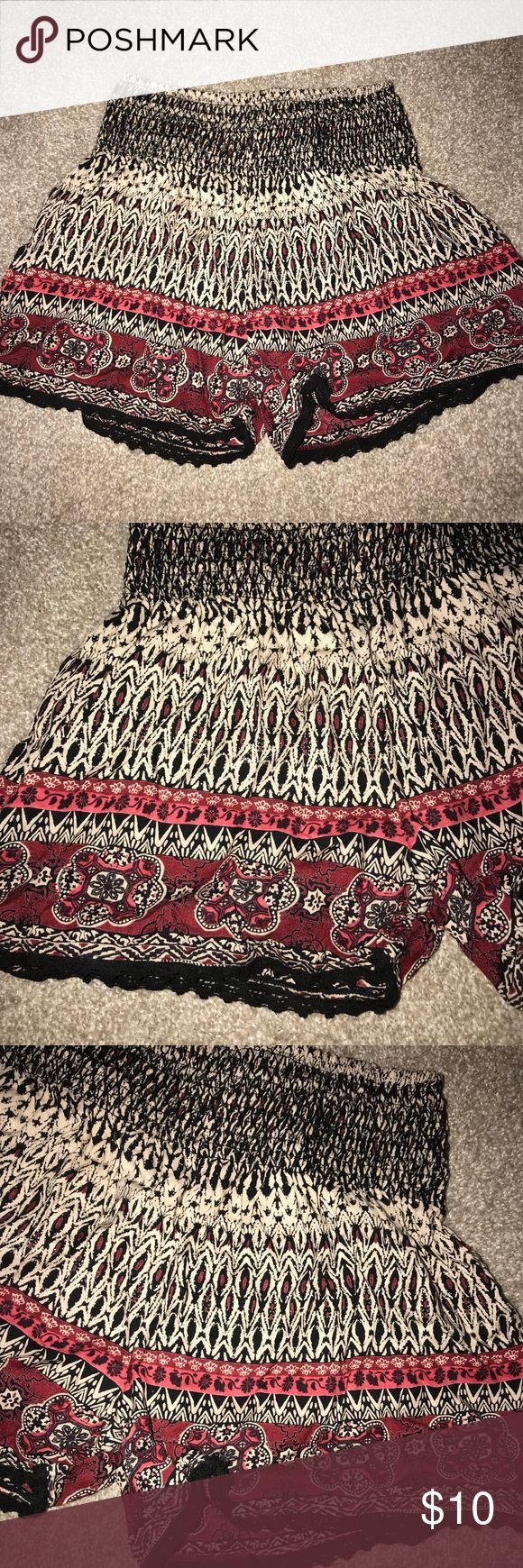 Tribal Shorts Tribal Shorts Size Small never worn!! NWOT perfect condition  So cute and so comfortable!! Angie Shorts