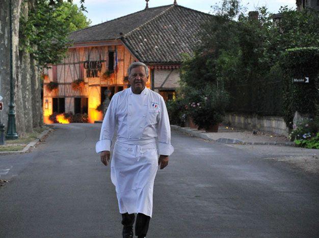 Georges Blanc Parc  Spa. Restaurant d'un Grand Chef Relais  Châteaux et hôtel dans un village. France, Vonnas. #relaischateaux #georgesblanc