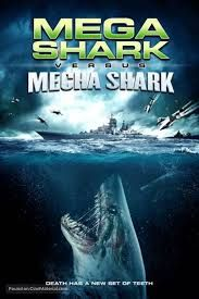 Image result for Mega Shark vs. Mecha Shark