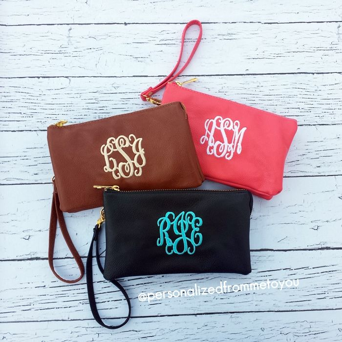 Monogrammed Ultimate Crossbody Purse | Purse | Bag | Personalized From Me To You