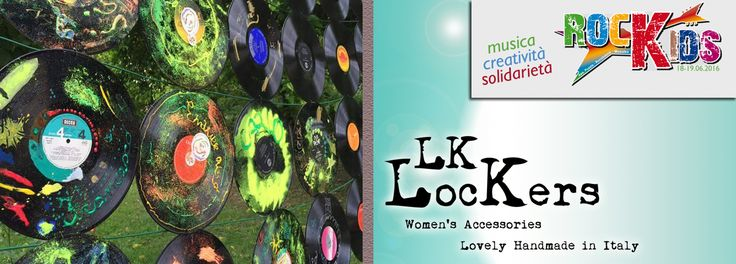 LK-Lockers - Accessori in Pelle - LK-Lockers – Accessori in pelle: presente al ROCKIDS-Rock@theCastle