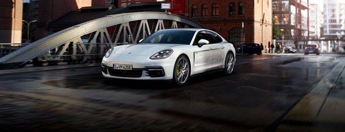 umweltfreundliche autos keine verschmutzung Porsche Panamera 4 E-Hybrid