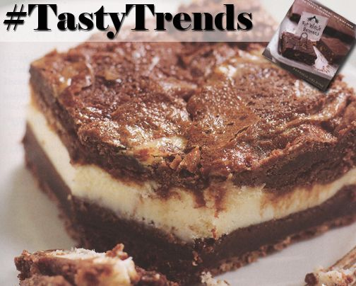 This weekend's summer time #TastyTrends : Lemonade and Brownies! Fantastic Frozen Cream Cheese Brownies Recipe on Page 40. http://ow.ly/Poc5r