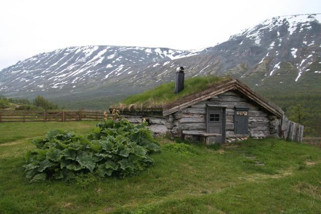 Keski-Skandinavian vaellusreitit - Harri Ahonen - #kirja #keskiskandinavia #vaellusreitit #vaeltaminen #skandinavia