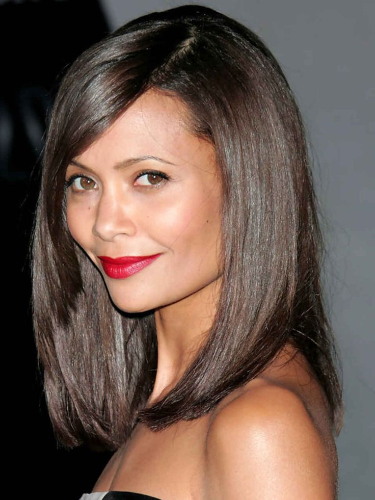 Thandie Newton at the 2009 premiere of '2012'.