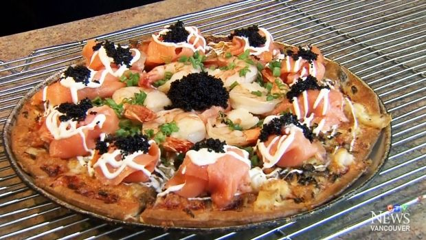 World's Most Expensive Pizza Topped With Caviar And Lobster Costs $450