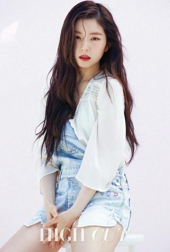 Red Velvet Irene Redvelvet Reveluv Irene Kpop Highcut Magazine Red Velvet Stil Ilhami Stil