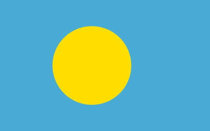 Drapelul Palau
