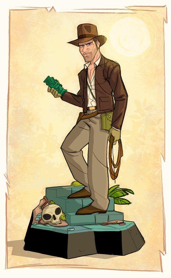 Indiana Jones Titelmusik