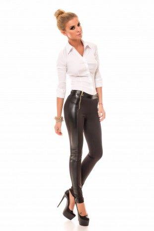 Pantaloni Action Negri- www.zonia.ro