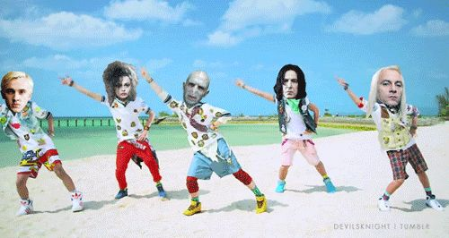 Disco with the Death Eaters | 22 Lord Voldemort Dance Moves You Need In Your Life
