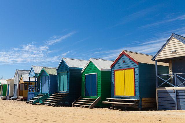 Mt Martha Beach, Mornington Peninsula, Victoria, Australia