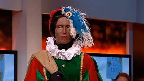 10/06/14, De 'nieuwe' Zwarte Piet is nog steeds donker (maar heeft geen kroeshaar) - Nederland - TROUW