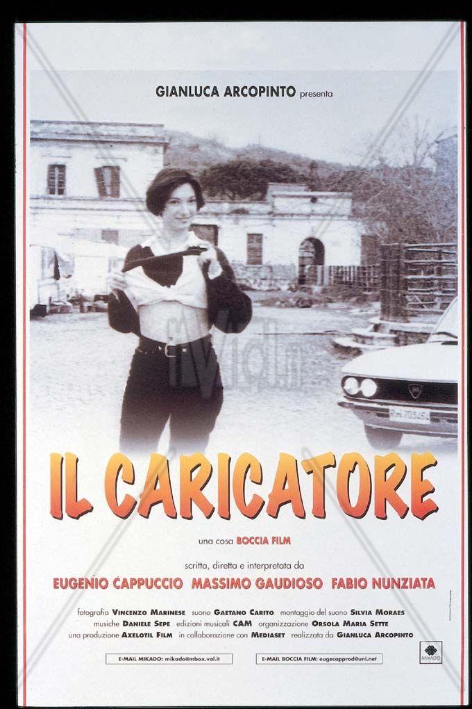 IL CARICATORE (FEATURE FILM)