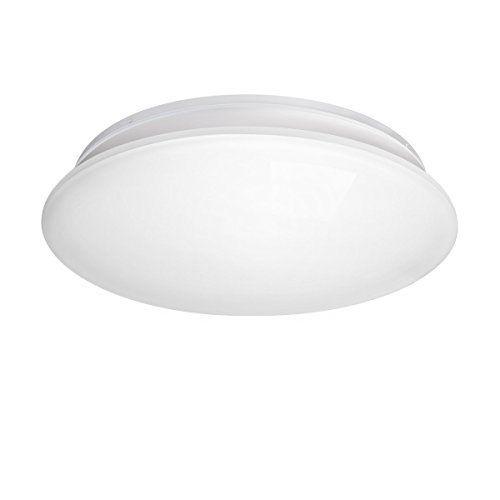le 24w flush mount led ceiling light fixtures 50w fluorescent bulb equivalent warm white