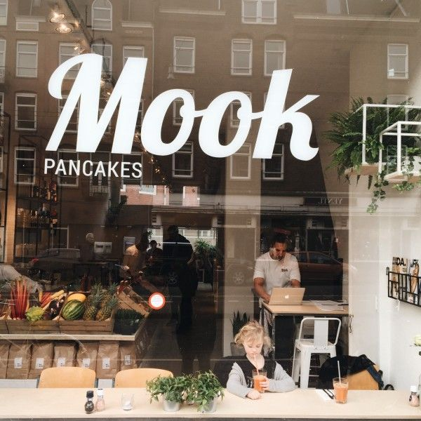 MOOK Pancakes | Amsterdam - Instagram Blogger