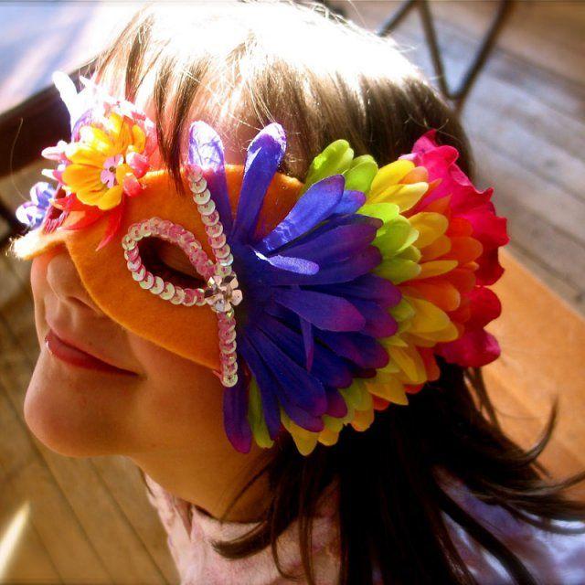 d guisement pour enfant 15 id es faire pour le carnaval mardi gras masques et bricolage. Black Bedroom Furniture Sets. Home Design Ideas