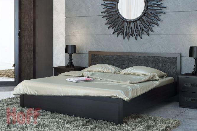 Кровать без подъёмного механизма Gloss New - купить в интернет-магазине Hoff. Характеристики, фото и отзывы.