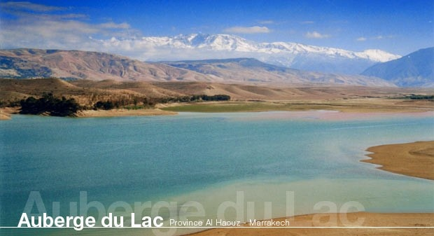 Auberge du Lac - Marrakech