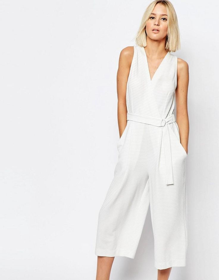 Whistles | Whistles Jersey Jumpsuit at ASOS