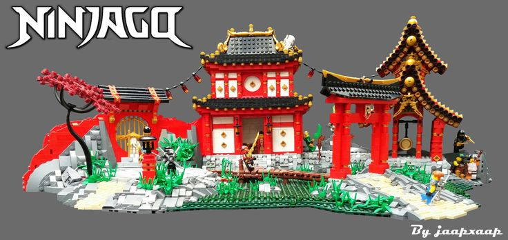 https://flic.kr/p/Noozed | Ninjago Swamp City | I wanted to build an asian style moc for a long time, and now i finally made one. I'm pretty happy with the result, and te crowd on Legoworld Utrecht 2016 really liked my build!   I should've made photo's before the event, as it's quite dusty now, and cant remove it without destroying the whole build...   I hope you enjoy the ninjago/japanese style build, and stay tuned for some new castle mocs in the next few months!  Hope you enjoy, Jaap Bijl