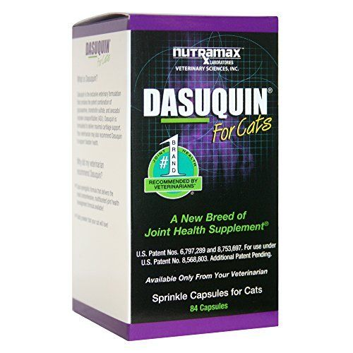 Nutramax Dasuquin Capsules, 84 Count by Nutramax via https://www.bittopper.com/item/nutramax-dasuquin-capsules-84-count-by-nutramax/