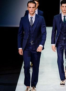 Галстук для темно синего костюма свадьба