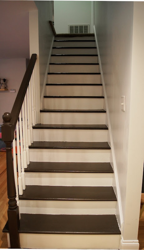 17 best images about looks like mine on pinterest for Painted stair treads