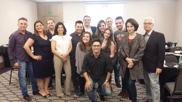 Mais uma turma do MBA Gestão de Eventos e Cerimoniais de Luxo - Roberto Miranda Educação Corporativa, em São Paulo #amenimario #ameniplan #marioameni #mbaluxo #luxuryuniversity