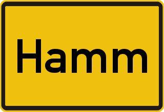 Autoverschrottung in Hamm