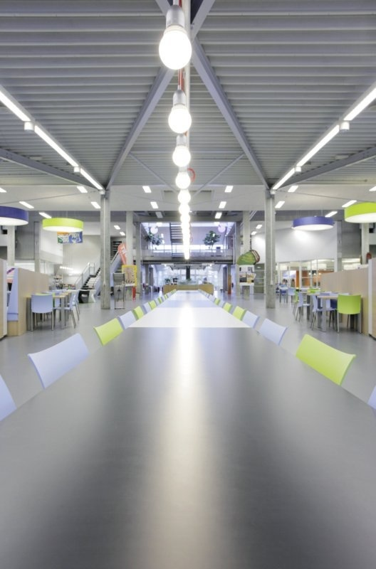 Canteen At VHL University Of Applied Sciences Velp The Netherlands Interior Architect Johan