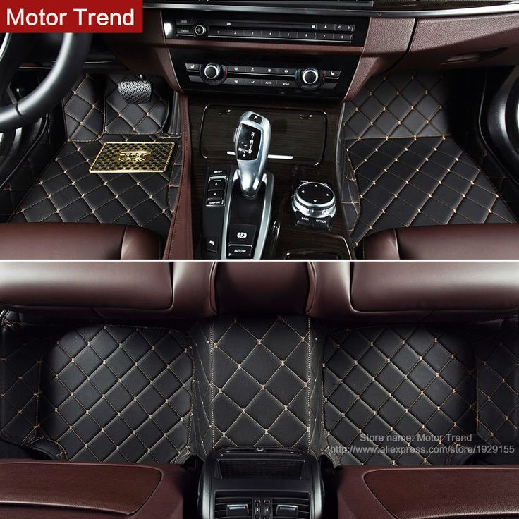 Custom fit car floor mats for Chevrolet Cruze Malibu Trax Sail captiva epica 3D car styling carpet floor liner