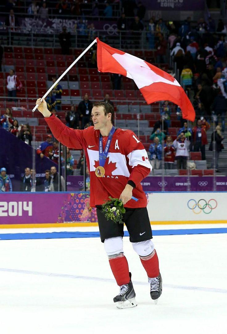 Jonathan Toews 2014 Olympics