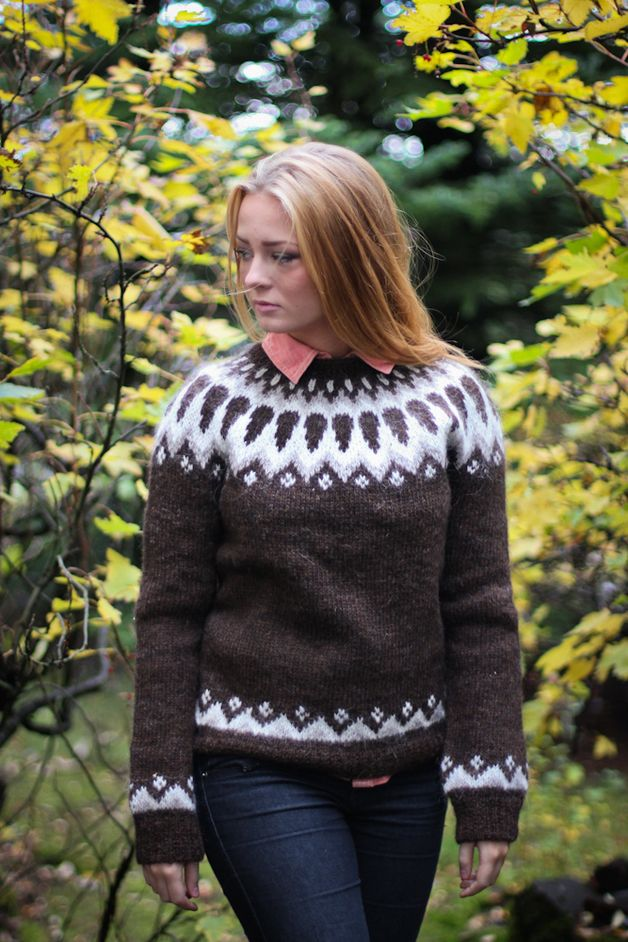 Cardigans  Strickjacken - Pullover grösse Medium , Handgestrickte aus Wolle. - ein Designerstück von SundayCreations bei DaWanda